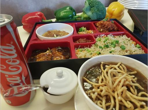 Fish Set Lunch A