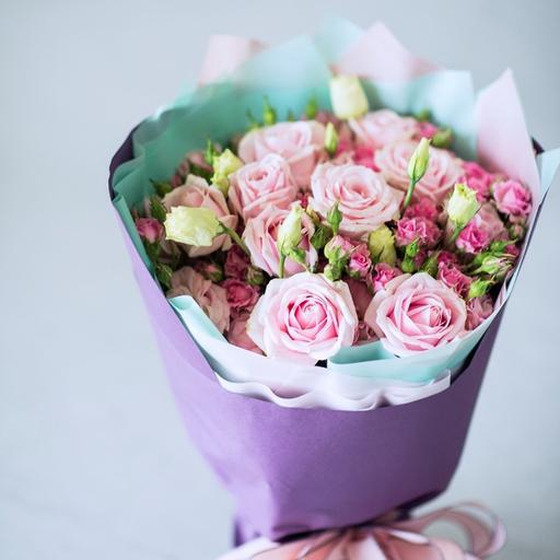 """「蕊情」花束 """"Floral Love"""" Bouquet"""