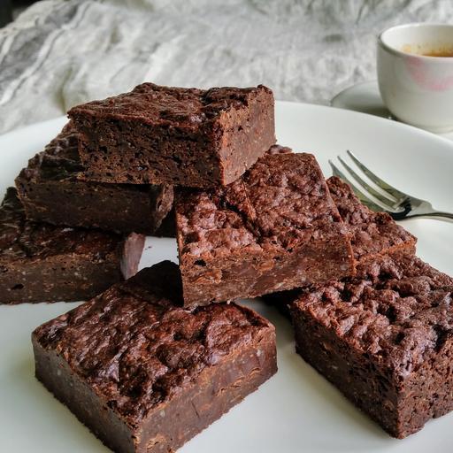 Food Folk Fudgy Brownies