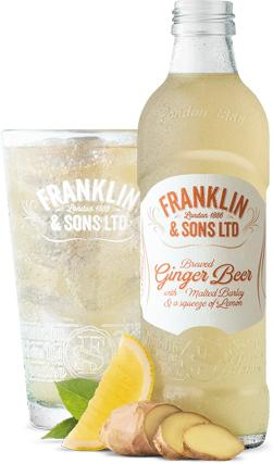 Franklin and Sons Soda- Ginger Beer