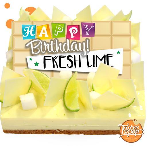 Fresh Lime cake