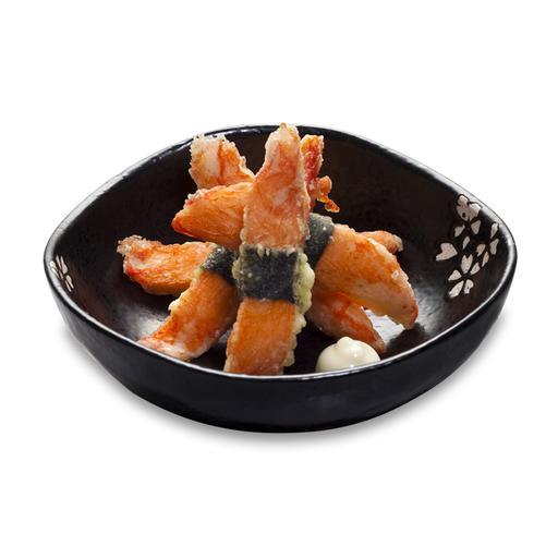 Fried Kani Fumi