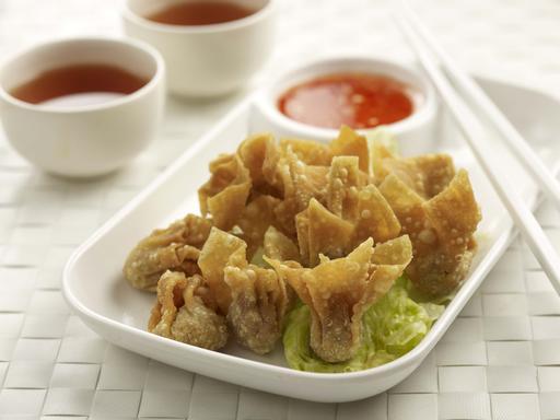 Fried Wanton (炸云吞)