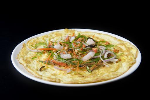 Fu Rong Omelette 芙蓉煎蛋