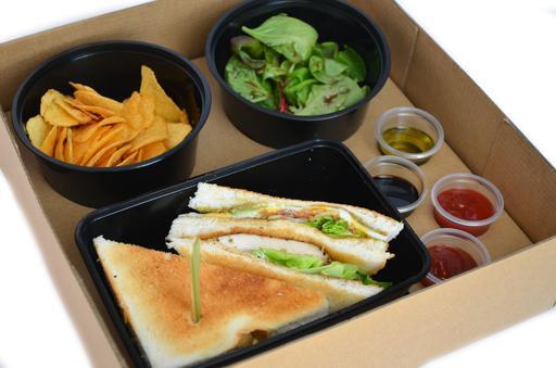 Fullerton Club Sandwich