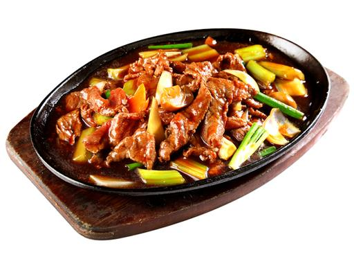 S1-Ginger Spring Onion Beef