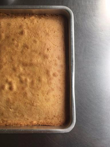 Grandma's Butter Cake