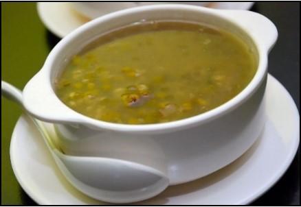 H2 Green Bean Soup 绿豆汤