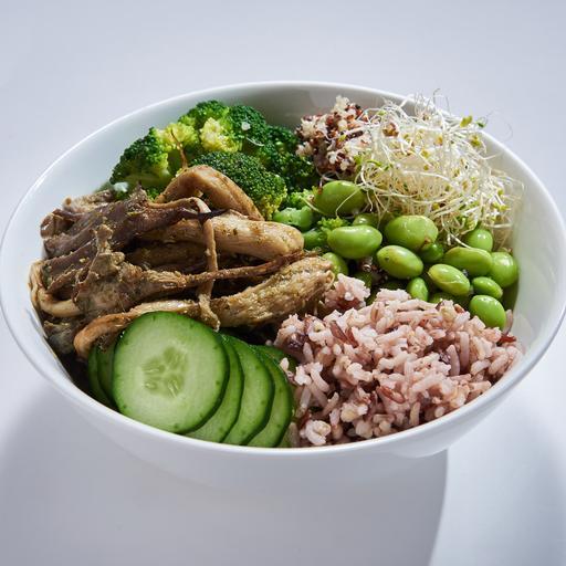 Green Buddha (Vegetarian)