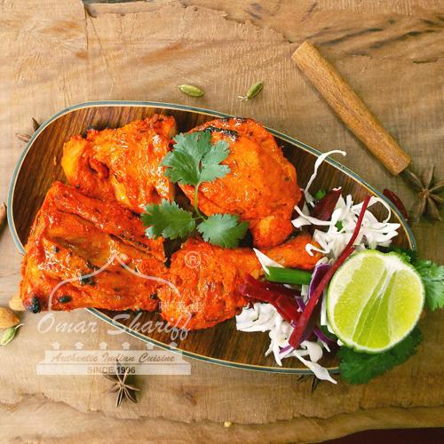 HALF TANDOORI CHICKEN (4 PCS)