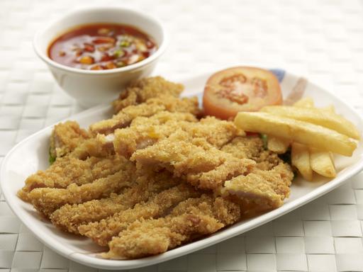 Hainanese Pork Chop (海南猪排)