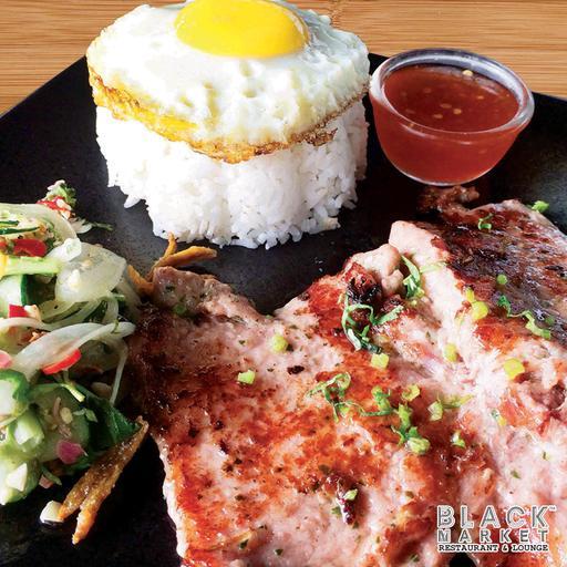 Hainanese Pork Chop (Non Halal)