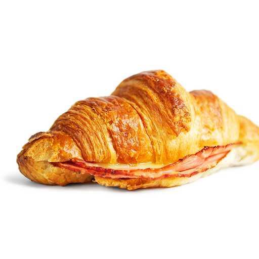 Ham & Cheddar Cheese Croissant