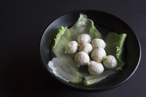 #14 Handmade Fishball Soup