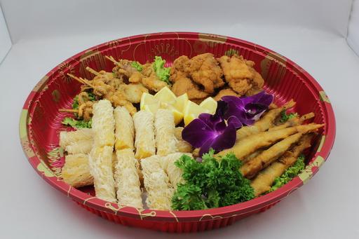 Harvest Assorted Karaage Platter
