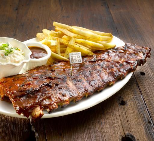 Hickory BBQ Full Slab  – No Sides