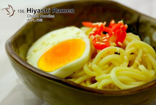 Hiyashi Ramen