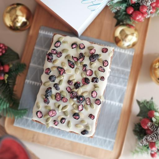 Holiday Brandy Fruit Cake