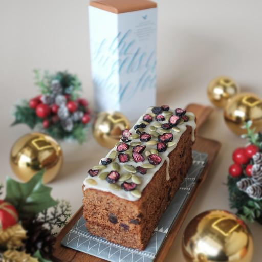 Holiday Brandy Fruit Cake
