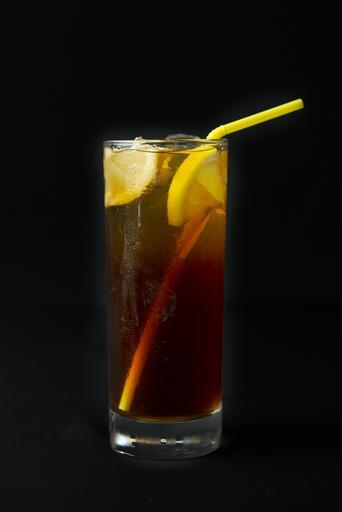 Homemade Ice Lemon Tea 自制柠檬茶