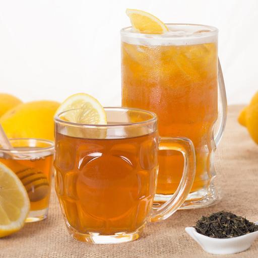 Honey Lemon Jasmine Tea (Cold)