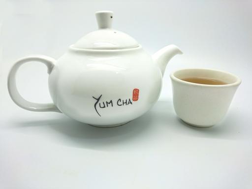 Hot Jasmine Tea 热香片茶