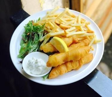 House Fish and Fries