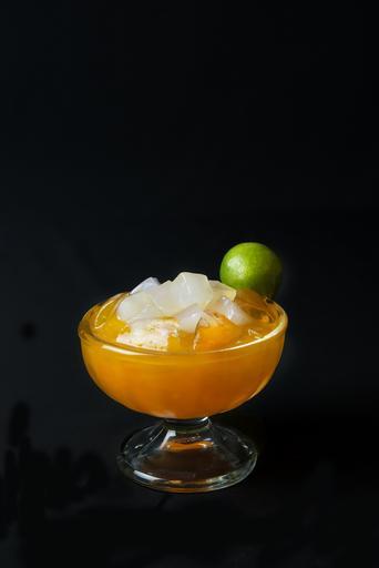 Ice Jelly Honey Lime 爱玉冰