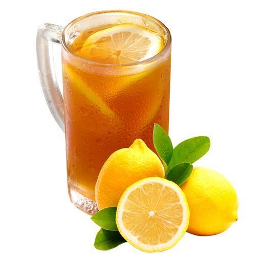 Ice Lemon Tea 柠檬茶,冰