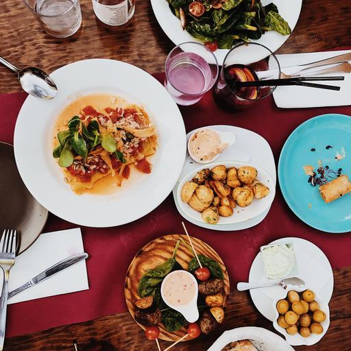 Indulge Lunch/ Dinner (Minimum 20 pax)