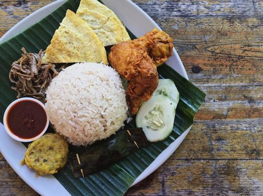 #01 JC Nasi Lemak Set D
