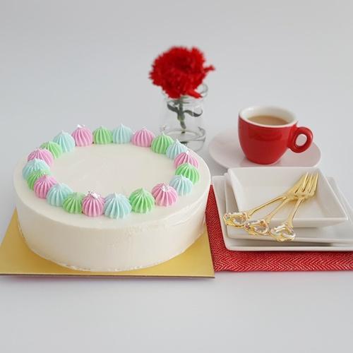 Japanese Hokkaido Milk Cheesecake