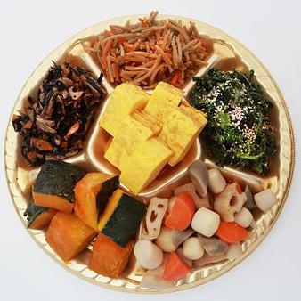 Japanese Side Dish Plate (Large)