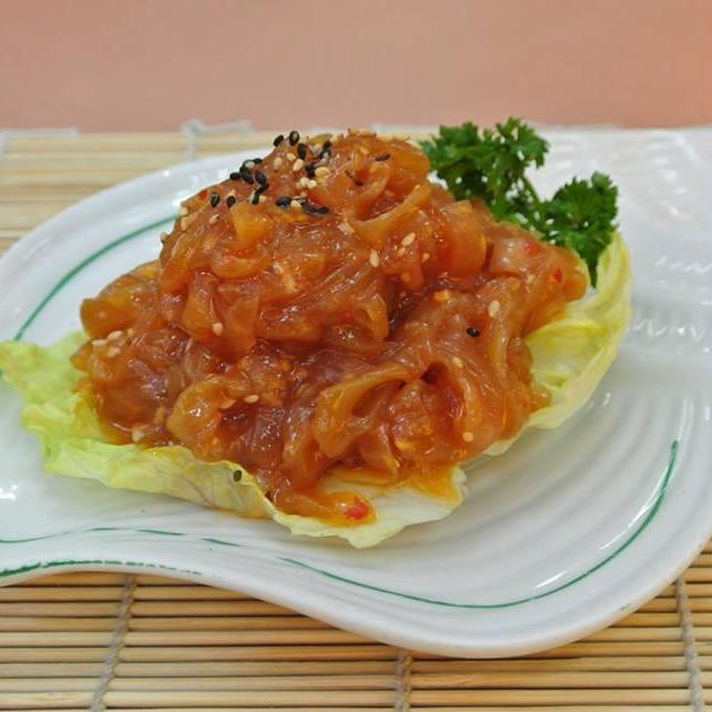 Jellyfish (海蜇)