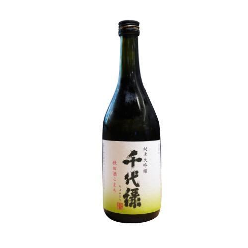 Junmai Daiginjo Akita Sake Komachi