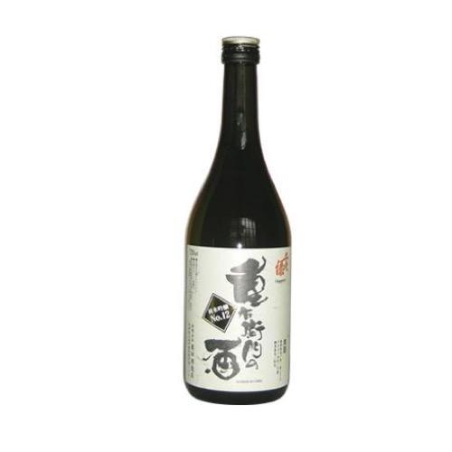 Junmai Ginjo Genshu Juemon-no-sake No.12