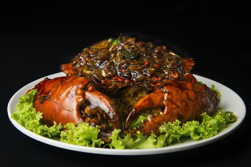 Kam Hong Live Crab (Malaysia Style) 金香螃蟹(马来西亚风味)