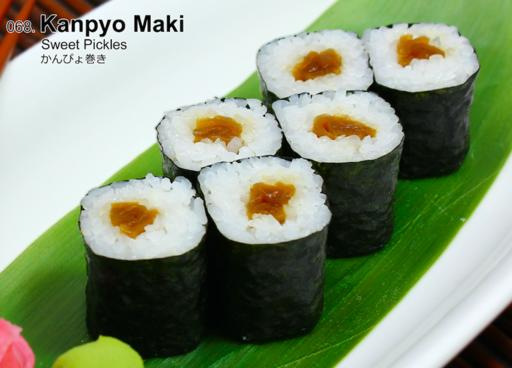 Kanpyo Maki