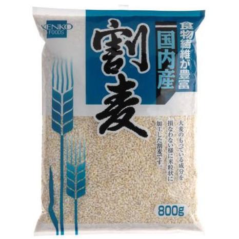 【Kenko】 無農藥大麥米 (割麥) Kenko natural barley rice