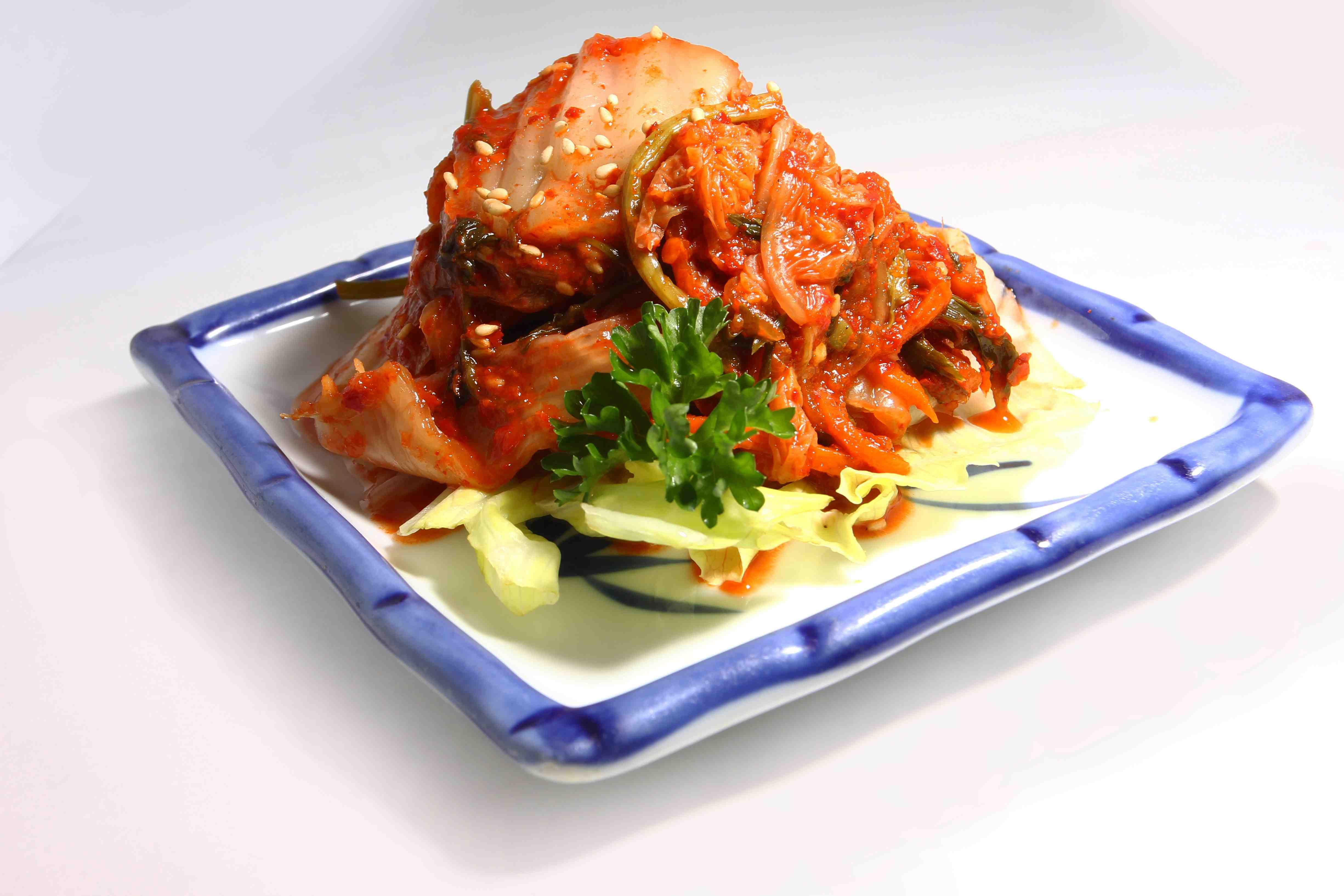 Kimchi Pickles (泡菜)