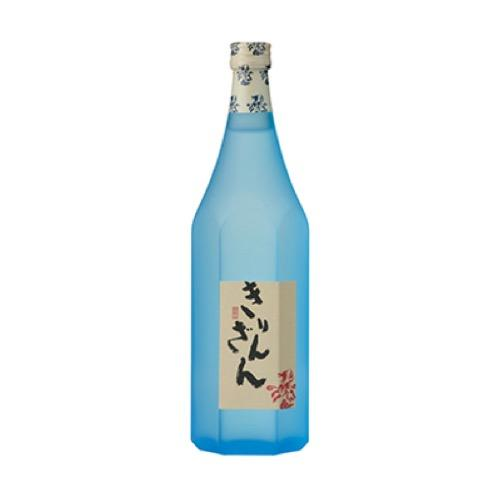 Kirinzan Blue Bottle