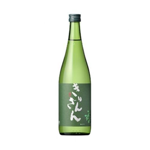 Kirinzan Green Bottle