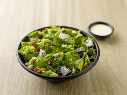 Kiwi Dragonfruit Salad