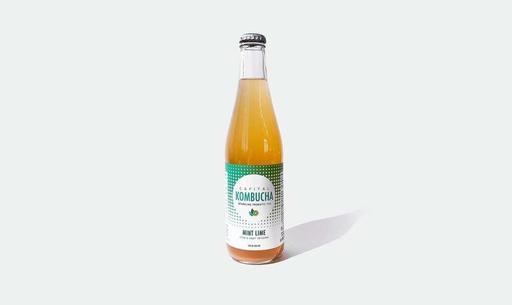 Kombucha Mint Lime