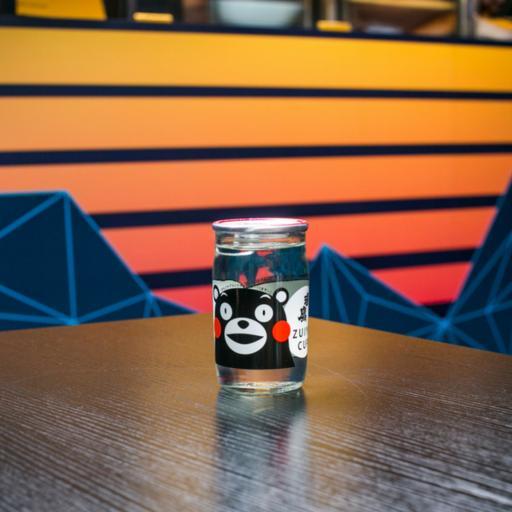 Kumamon Cup Sake