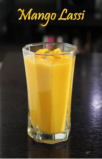 Lassi (Yogurt Shake)