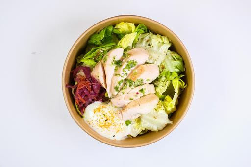 Lean Chicken Salad