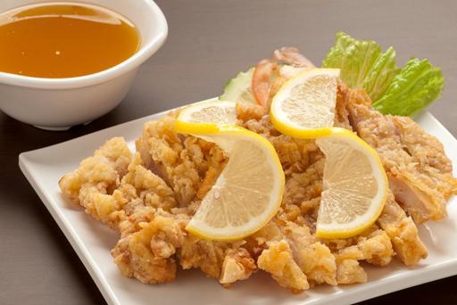 Lemon Chicken 柠檬鸡