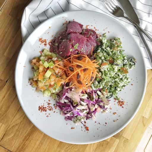 Levantine Salad