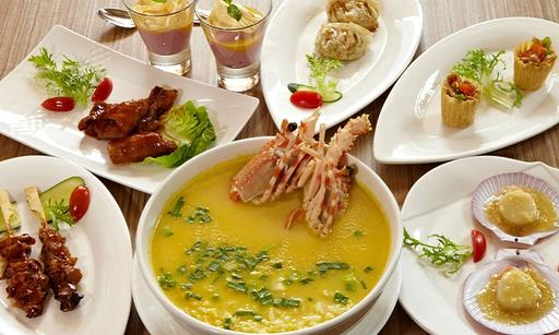 Lobster Porridge Set Menu 龙虾粥套餐